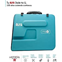 Alfa Style to You Funda para Maquina de Coser, Azul
