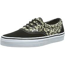 Vans U ERA  (WASHED) LEOPAR - Zapatillas de lona para mujer