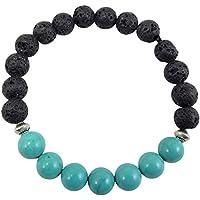 Chakra Crafts CL-11 Lava-Armband/Meditations-Armband für Das Handgelenk, vulkanisch, natürliches Lava, Yoga, Meditation... preisvergleich bei billige-tabletten.eu