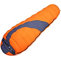 JSHFD Saco de Dormir, Saco de Dormir de la Momia, Equipo de Camping al