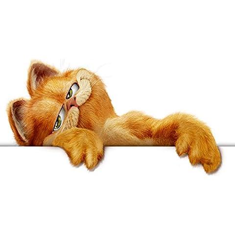 Garfield 2 migliore qualità Re-Poster con immagini di film per