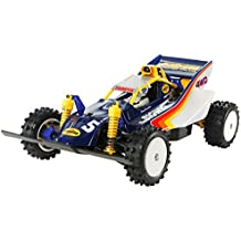 Automodello Tamiya The Bigwig Brushed 110 Buggy Elettrica 4WD In kit da costruire