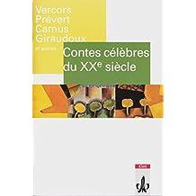 Contes célèbres du 20e siècle: Französische Lektüre für das 4. Lernjahr, Oberstufe (Éditions Klett)