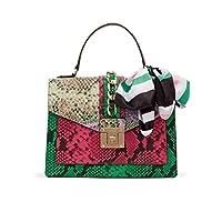 Aldo Top Handle Bag for Women, Multi Color