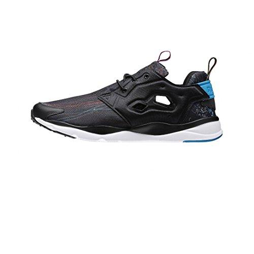 Schuhe Furylite Js Black h15 Noir