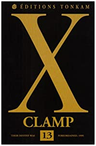 X Edition simple Tome 13
