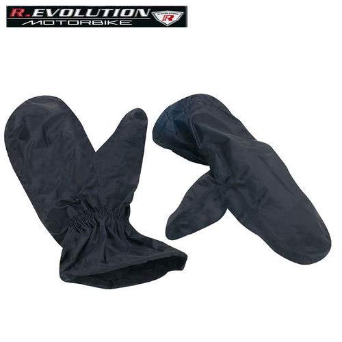 62604 coprimani paramani copriguanti anti pioggia moto scooter glove antipioggia