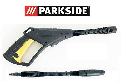 Kit de pistolets (Pistolet et jet plat) pour nettoyeur haute pression PARKSIDE PHD 150A1B2C2D3