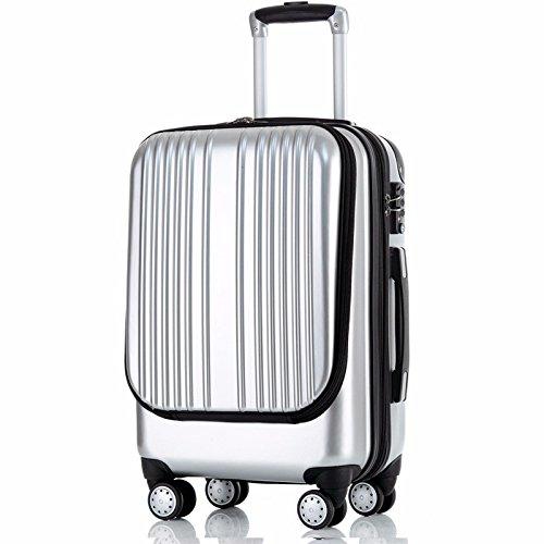 hoom-scrubs-pc-trolley-universal-laptop-tasche-boarding-fall-silber-h-50l36-w-22-cm