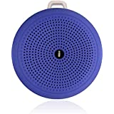 Imbue Portable Wireless Bluetooth Speaker With FM Radio Good Bass In Medium Size BS159 (Blue)
