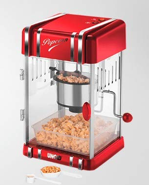 Unold 48535 Popcorn Maker Retro