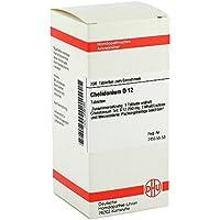 Chelidonium D 12 Tabletten 200 stk preisvergleich bei billige-tabletten.eu