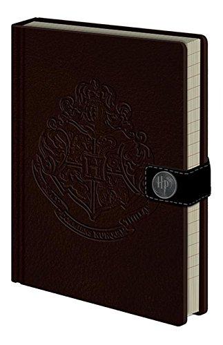 Harry Potter Premium Notizbuch Hogwarts ()