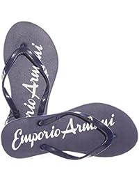 52255c0e8 Amazon.co.uk  Emporio Armani - Flip Flops   Thongs   Men s Shoes ...