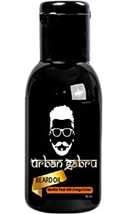 Urbangabru Beard Oil Natural Growth Softener - Conditioner - 30 Ml