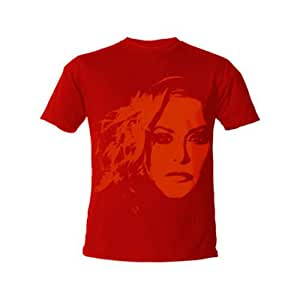 Anastacia - T-Shirt Face (in M)