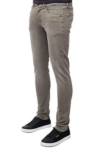 Freeman T. Porter Slim New Magic Color, Mutande Uomo, Grün (Dustee Olive F784), W38
