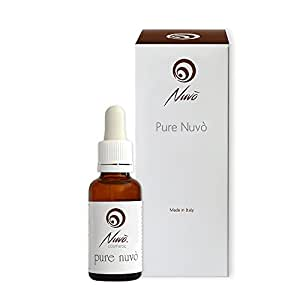 Pure Nuvò Bava di Lumaca 30ml PURA e CONCENTRATA al 100%. Siero Idratante antirughe antietà Viso collo e Decolletè. MADE IN ITALY