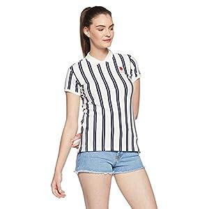 US Polo Association Women's Regular Fit T-Shirt