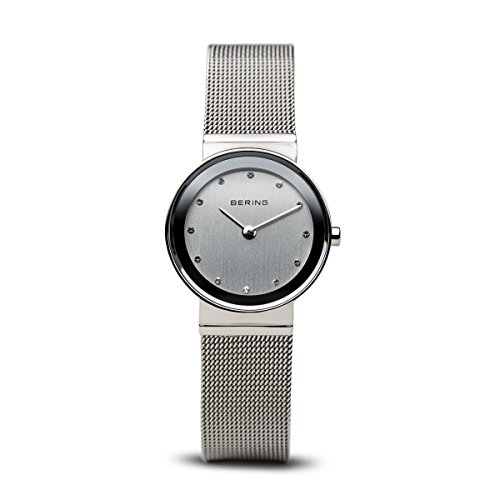Bering Time - 10126-000 - Montre Femme - Quartz Analogique - Bracelet Acier Inoxydable Argent
