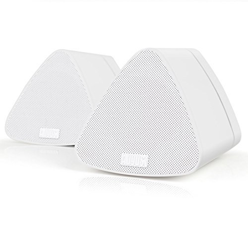 Price comparison product image Bluetooth Speakers - August MS515 - Wireless Two Unit Stereo Set