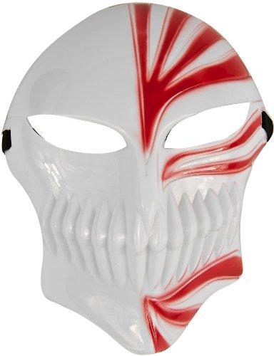 ANIME Bleach Maske Rot