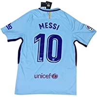 TrendsNow 2017-2018 Messi  10 Barcelona - Camiseta de manga corta para  hombre 08578fd6a72ca