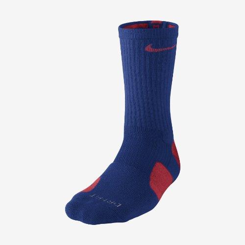 Nike - Polo, manica corta, uomo College Navy/University Red/University Red