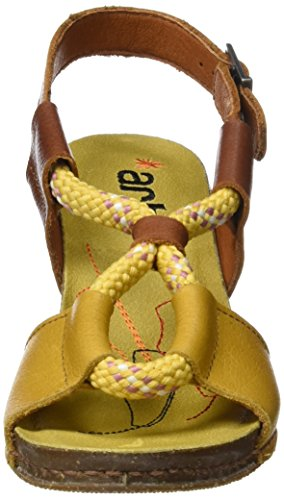 ART 0212 Memphis I Feel, T-Strap Sandals Femme Multicolore (Suncuero)