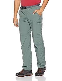 Columbia Men's Silver Ridge Convertible Pants, Pond, 44 x 34