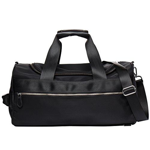 9cad6924a1296c BISON DENIM Multifunktion Unisex Handgepäck Reisetasche Sporttasche  Weekender Tasche für Kurze Reise am Wochenend Urlaub Arbeitstasche