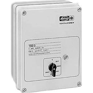 41o GPX4R9L. SS300  - Helios Trafo-Drehzahlsteller TSD 0,8 Drehzahlsteller 4010184015000