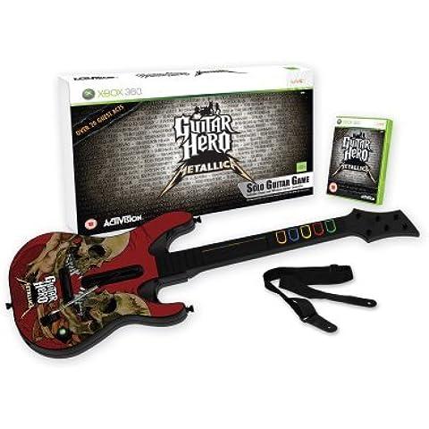 Guitar Hero: Metallica - Guitar Bundle (Xbox 360) by ACTIVISION