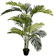 Nearly Natural Artificial Plants 1.6 Meters High Kwai Tree For Home Garden Decoration
