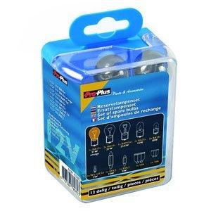 10w Ersatzlampe (ProPLus 410065 Set Ersatzlampen für PKW, Anhänger Wohnwagen Wohnmobil 12teiliger Lampenersatzkasten)
