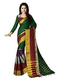 Venisa Cotton Saree (17300_Multi Color)