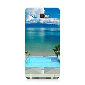 Hamee Designer Printed Hard Back Case Cover for Samsung Galaxy C9 Pro Design 5515