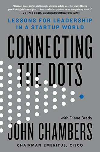 Connecting the Dots: Lessons for Leadership in Startup