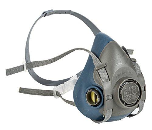 Seba 422Halbmaske, ohne Filter, Mehrfarbig