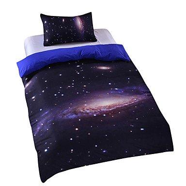 AIURLIFE Nuevas galaxias del espacio exterior funda nórdica 3 set reina camas twin , queen