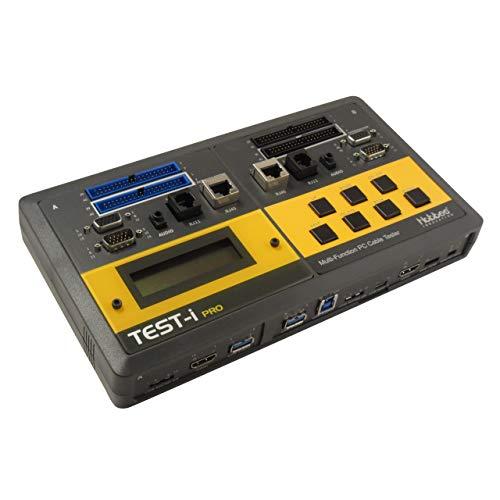 Hobbes Multifunktionskabeltester für Serielles Kabel | D Sub 15 pin | TEST-i Pro | 258011 Hdmi-serielles Kabel