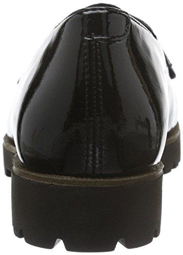 Remonte Damen D0101 Slipper Schwarz (schwarz / 01)