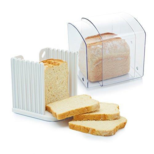 Kitchen craft bo te de conservation pour pain extensible - Boite a pain pour exterieur ...