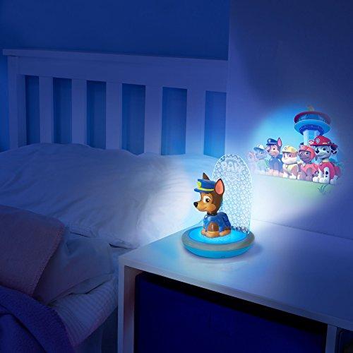 Paw Patrol Taschenlampe und Projektor-  GoGlow: Magisches Nachtlicht - Taschenlampe, Projektor, Paw, Patrol, nachtlicht kinder, Nachtlicht, Magisches, GoGlow