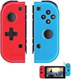 Elyco Wireless Controller per Nintendo Switch, 2er-Set Bluetooth Sostituzione Joycon Gamepad Joypad Joystick Kompatibel…