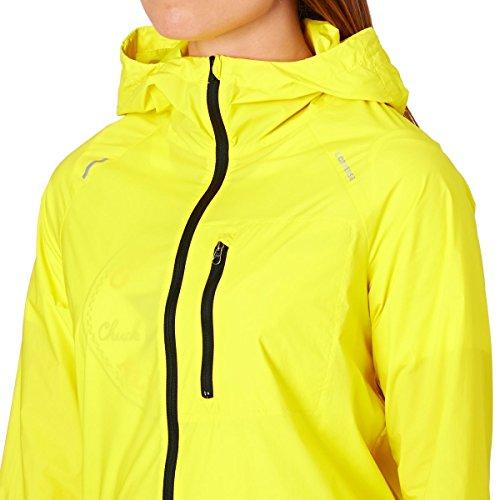 Converse Jackets - Converse Blur Nylon Jacket - Fresh Yellow Gelb
