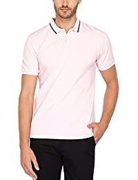 STOP to start Stop Mens Solid Polo T-Shirt