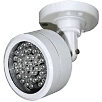 IR40 - Foco infrarrojo 48 LEDs 850nm 60º IP66 Alcance 40m
