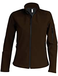 Ladies Softshell Jacke