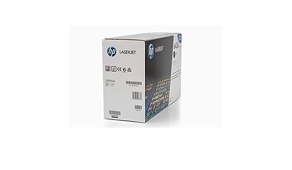 Hp Q5950a 643a Q5950a 1 X Black Toner Cartridge Elektronik